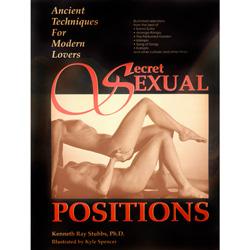 Secret Sexual Positions - book