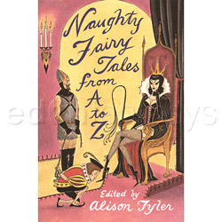 Naughty Fairy Tales From A to Z - Book