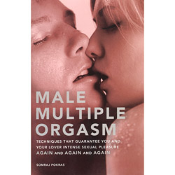 Male Multiple Orgasm - book