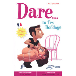 Dare to try bondage - erotic book