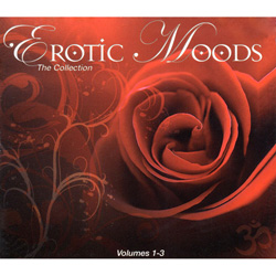 Erotic Moods The Collection: Volumes 1-3 - CD