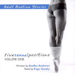 Five Sexual Positions: Volume one - CD