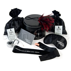 Collection deluxe: agent secret - sensual kit
