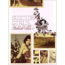 Suicide Girls: Italian Villa - DVD