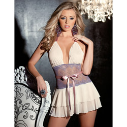 Spring babydoll - babydoll and panty set