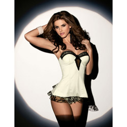 Four way flutter set - bustier