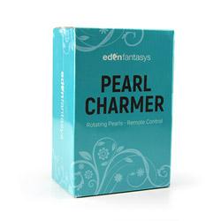 Vibrating anal plug - Pearl charmer rimming plug - view #6