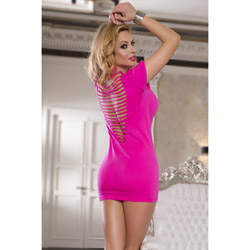Spice mini dress with spaghetti back