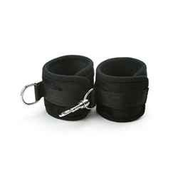 Soft touch handcuffs - sex toy