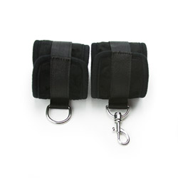 Velcro handcuffs - Soft touch handcuffs - view #2