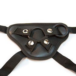 Double strap harness with ring set - Beginners strap on harness - view #2