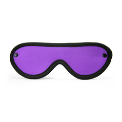Blindfold - Purple passion blindfold - view #2