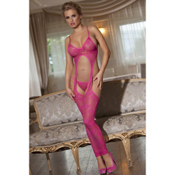 Romance bodystocking - bodystockings