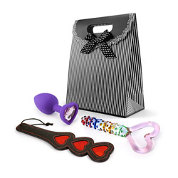 Anal exploration kit - Kinky sweetheart kit - view #1