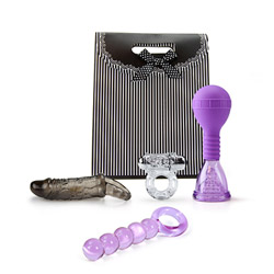 Vibrator kit for couples - Love intensifier set - view #1