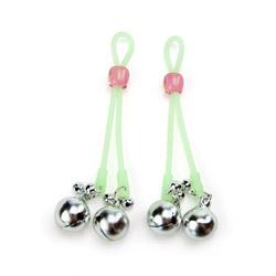 Nipple jewelry - Bell nipple ties - view #2