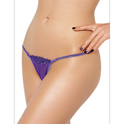 Arabesque g-string
