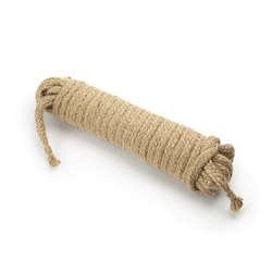 Rope - Hemp rope - view #1