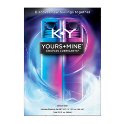 Lubricant - K-Y yours and mine couples lubricant - view #3