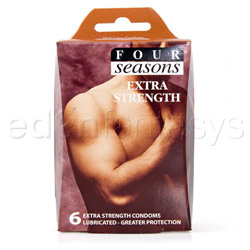 Male condom - Four seasons extra strength - view #3