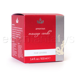 Massage candle - Amorous massage candle - view #3