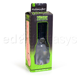 Masturbator - Fleshlight Freaks Zombie - view #5