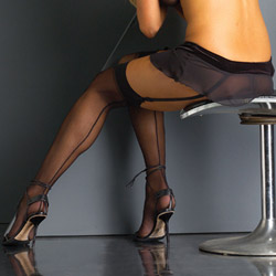 Seam stockings - hosiery