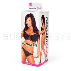 Masturbator - Fleshlight girls Lisa Ann forbidden - view #6