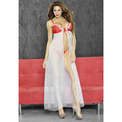 Perfect pin up gown