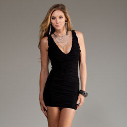 Mullholland tank dress