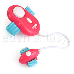 Wrist to finger - finger massager