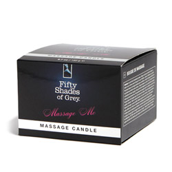 Scented massage candle - Fifty Shades of Grey massage me candle - view #3