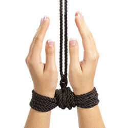 Rope - Fifty Shades of Grey restrain me - view #5