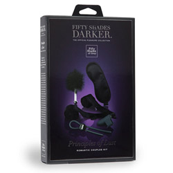 BDSM kit - Fifty Shades Darker Principles of lust - view #9