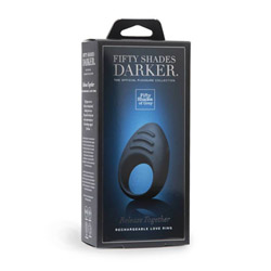 Rechargeable penis ring - Fifty Shades Darker Release together - view #6