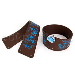 Wrist cuffs - Hippy handcuffs - view #5