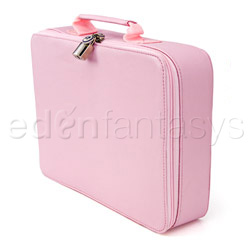For your nymphomation sex toy case - storage container