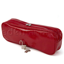 For your nymphomation foot long sex toy case - sex toy storage