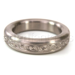 Cock ring - Celtic - view #3