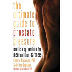 The ultimate guide to prostate pleasure - Book