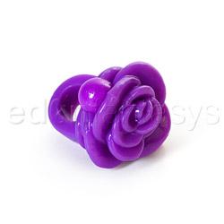 Gossip ring - finger vibrator