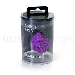 Finger massager - Gossip ring - view #4