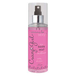 Spray - Crazy girl body mist - view #1
