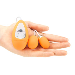 Dual vibrating eggs - Duet - view #2