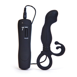 Vibrating prostate massager - Escapade vibrating prostate massager - view #4