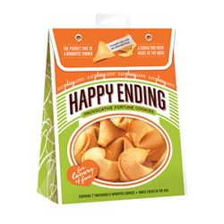 Happy ending fortune cookies - for lovers of fun - Adult game