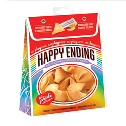 Happy ending fortune cookies the pride edition - adult game