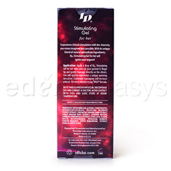 Clitoral gel - ID stimulating gel mild - view #3