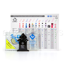 Lubricant - ID lube sample kit - view #1
