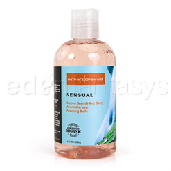 Foaming bath - sensual bath